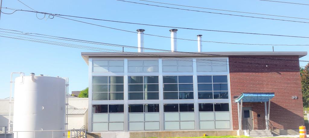 Final Front Page - USM Heat Plant