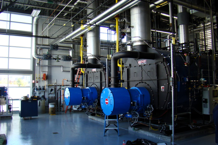 University of Southern Maine – Central Heat Plant